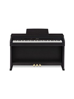 Casio: AP460 Celviano Digital Piano (Black) Instruments | Digital Piano