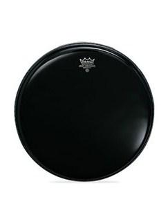 "Remo: 20"" Ambassador Ebony Bass Drum Head  | Drums"