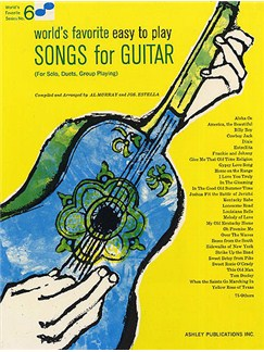 Easy To Play Songs For Guitar 6 Worlds Favorite Books | Piano, Vocal & Guitar