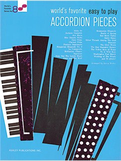 Easy To Play Accordion Pieces 8 Worlds Favorite Books | Accordion