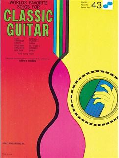 Solos For Classical Guitar Books | Classical Guitar