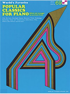 Popular Classics For Piano 69 Worlds Favorite Books | Piano, Vocal & Guitar