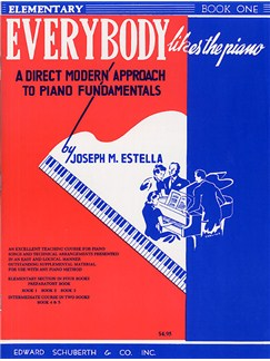 Everybody Likes The Piano: Book 1 Books | Piano