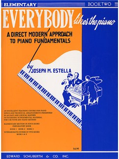 Everybody Likes The Piano: Book 2 Books | Piano