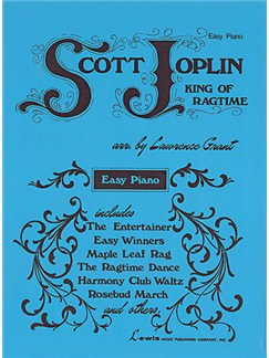 Miscellaneous Piano Collection Scott Joplin King Of Ragtime For Easy Piano Books |