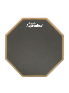 RealFeel by Evans Apprentice Pad, 7 Inch  | Drums