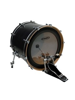Evans: 22 Inch EMAD Batter Bass Drum Skin - Clear  | Drums