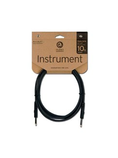 "Planet Waves: 10' Mono 1/4"" Right Angle Classic Series Instrument Cable  