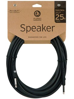 Planet Waves: Classic Series Speaker Cable 25' 1/4"