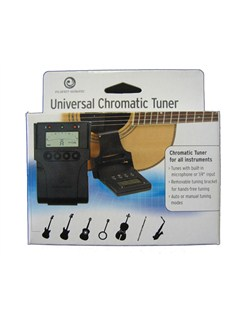 Planet Waves: Universal Chromatic Tuner  | All Instruments