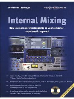 Friedemann Tischmeyer: Internal Mixing (Book/DVD) Books and DVDs / Videos  