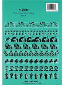 Jack Hayford: Majesty Books | Soprano, Alto, Tenor, Bass, Piano