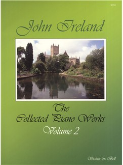 John Ireland: The Collected Piano Works - Book 2 Books | Piano