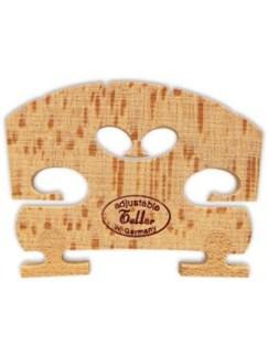 Josef Teller: Model 62 Violin Bridge - Adjustable Feet (4/4)  | Violin