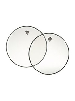 Remo: Ambassador Clear Drum Head - 8"