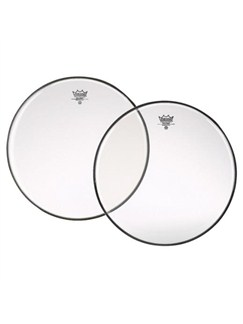 Remo: Ambassador Clear Drum Head - 12"