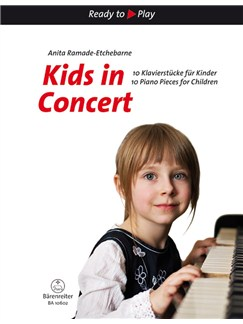 A. Ramade-Etchebarne: Kids In Concert For Piano Books | Piano