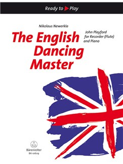 John Playford: The English Dancing Master (Selection) Books | Recorder, Piano Accompaniment