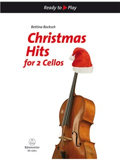 Christmas Hits For 2 Cellos Libro | Cello