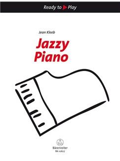 Arr. Jean Kleeb: Jazzy Piano Books | Piano