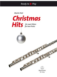 Christmas Hits For 2 Flutes Books | Flute