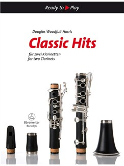 Classic Hits For 2 Clarinets Books | Clarinet