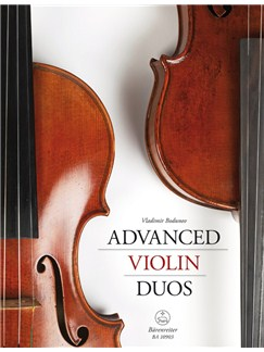 Advanced Violin Duos Books | Violin Duet