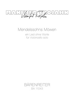 Mendelssohns Moewen: A Song Without Words (2012) Books | Cello