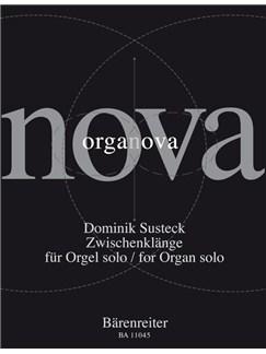 Zwischenklänge for organ solo Books | Organ