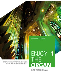 Enjoy The Organ 1 - A Selection Of Easy-To-Play Pieces Books | Organ