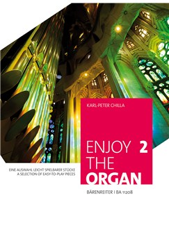 Enjoy The Organ 2: A Selection Of Easy-To-Play Pieces Books | Organ