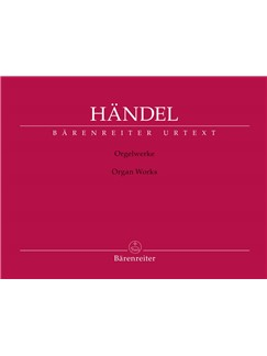 G. F. Handel: Organ Works Complete Books | Organ