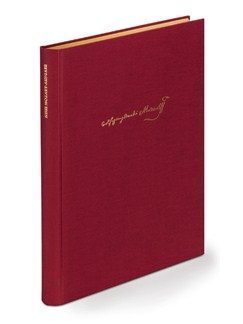 G. F. Handel: Messiah (K.572) (Arr. W. A. Mozart) SATB/Orchestra Score - Hardback Books | SATB, Orchestra