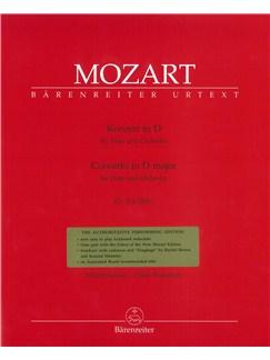 W.A. Mozart: Flute Concerto In D K.314 (Flute & Piano) Books | Flute, Piano Accompaniment