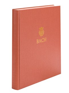 J.S. Bach: Notebook For Wilhelm Friedemann Bach (Hardback Edition) Books | Piano