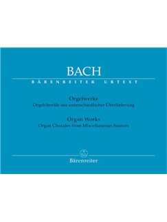J.S. Bach: Organ Works - Volume 10 Books | Organ