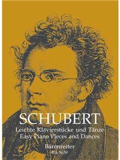 Franz Schubert: Easy Piano Pieces And Dances Libro | Piano