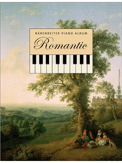 Bärenreiter Piano Album - Romantic Books | Piano