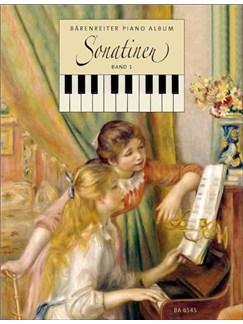 Klaus Wolters: Bärenreiter-Sonatinen-Album Für Klavier Band 1 Books | Piano