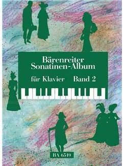 Bärenreiter Sonatina Album For Piano - Volume 2 Books | Piano