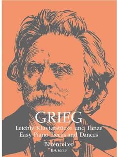 Edvard Grieg: Easy Piano Pieces & Dances Books | Piano