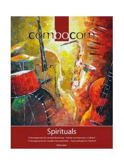 Combocom Spirituals: 12 Arrangements For Variable Ensemble Books | Ensemble