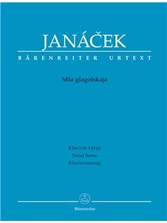 Leos Janácek: Glagolitic Mass (Final Version) Books | Soprano, Alto, Tenor, Bass Voice, SATB, Piano Accompaniment