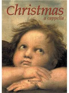 Graham Buckland: Christmas A Cappella Books   SATB