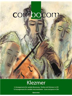 Henner Diederich: Klezmer (ComboCom) Books | All Instruments