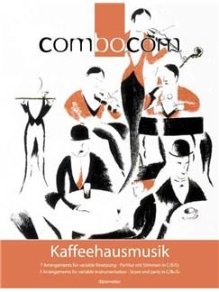 Bertold Breig: Kaffeehausmusik (ComboCom) Books | All Instruments