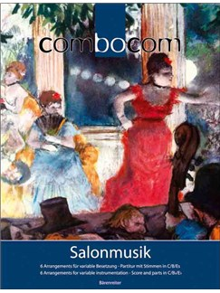 Bertold Breig: Salonmusik Books | Melody Line & Chords, Bass Clef Instruments, Piano Chamber