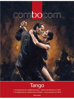 Jean Kleeb: Tango (ComboCom) Books | Melody Line & Chords, Piano, Cello
