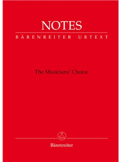 Barenreiter Notes: Manuscript And Notebook (Mozart Red)  |