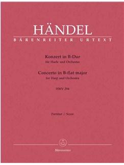 Georg Friedrich Händel: Konzert In B-Dur Für Harfe Und Orchester Op. 4 Nr. 6 Books | Orchestra